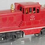 Lionel 627 GE 44-Ton Switcher - Lehigh Valley