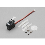 E-flight 7.6g Sub-Micro Digital Tail Servo JST