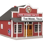 30-90436 Railking Model Train Country Store