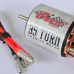 Brushed 35T Boost Rebuildable Crawler Motor