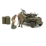 '44 British SAS Commando Vehicle w/2 Fig