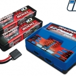 Traxxas Battery/Charger Completer Pack