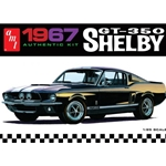 AMT800/12 1/25 '67 Shelby GT350 White