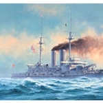 "1/350 IJN Battleship Mikasa ""Battle of Japan Sea"""
