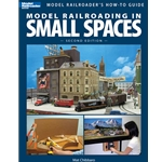 12442 Model Railroading In Small Spaces 2nd Edition