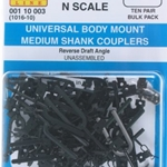 Micro Trains Universal Body Mount