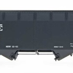 InterMountain 2-Bay Open Top Hopper - Erie