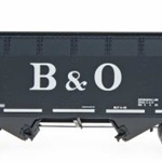 InterMountain 2-Bay Open Top Hopper - B&O