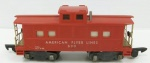 American Flyer Caboose - Reading #630