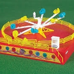 46241 Operating Carnival Ride Kits Octopus Ride HO