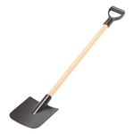 RC4WD 1/10 Wooden Handle Boulder Flat Shovel