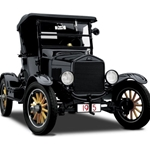 Danbury Mint: 1925 Ford Model T - Black