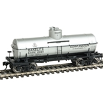 "32'6"" Type 21 ACF 8,000-Gallon Tank Car - Ready to Run Bakelite SHPX #20124"
