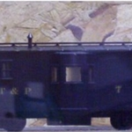 CB-11 Bay Window Caboose