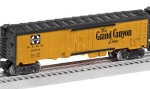 6-25935 Lionel Santa Fe Reefer #34701 - The Grand Canyon Line