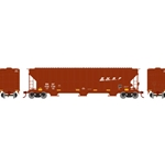 RTR FMC 4700 Covered Hopper, BNSF #432735