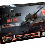 1/35 World of Tanks Roll Out: T34/85 Tank w/In-Game Bonus Code