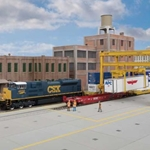 Intermodal Yard Pavement -- Kit