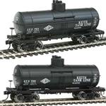 Type 21 ACF 10,000-Gallon Tank Car - RTR - Keith #799