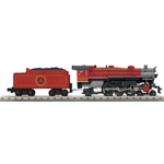 "<B><font color=""red"">SALE!</font></b> RailKing 4-6-2 Imperial Pacific w/PS 3.0 - Chicago & Alton"