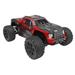 Blackout XTE 1/10 Electric Monster Truck Red