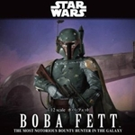 1/12 Star Wars: Boba Fett Bounty Hunter Figure (Snap)