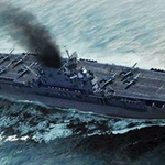 Trumpeter 1/700 USS Enterprise CV-6 Aircraft Carrier