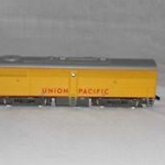 PRE-OWNED Model Power FA2 (powered) - Union Pacific