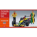 1/24 Formula 1 Driver Set: 2ea Seated/Standing Drivers & Crew Chief (Ltd Edition)