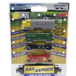 Rail Express Battery Operated Train Set