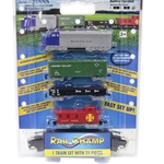 Rail Champ Battery Operated Train Set