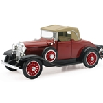1:32 1931 Chevy Sports Cabriolet