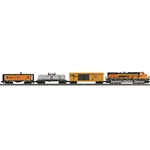 RailKing Dash-8 Diesel R-T-R Freight Set - BNSF