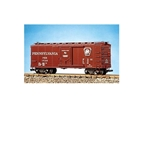 R19062A Pennsylvania Steel Box Car #72792