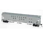PS 4750 Cu. Ft. 3-Bay Ribbed Sided hopper - Southern #88462