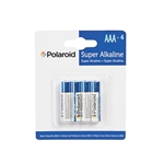 Polaroid Battery Replacements - AAA - 4 pieces