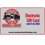 Electronic Gift Cards $10/$25/$50/$75/$100