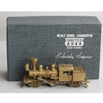 BRASS United Scale Models Logging Climax - Unpainted
