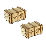 HO Machinery Crates
