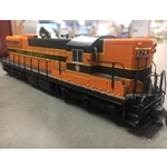 SD-9 Great Northern #579 w/DCC