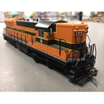 SD-9 Great Northern #589 w/DCC