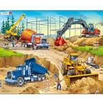 Construction 30 Piece Chldren's Jigsaw Puzzle