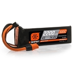 14.8V 2200mAh 4S 100C Smart LiPo Battery, IC3