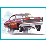 1/25 1967 Mercury Cyclone Eliminator II/Dyno Don
