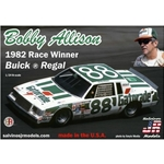 Bobby Allison 1982 Race Winner Buick®Regal