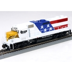 78904 GP38-2 Illinois Central Gulf - Bicentennial #1776