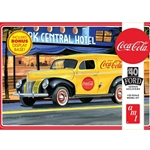 '40 Ford Sedan Delivery - Coca-Cola