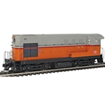 FM H10-44 w/DCC & sound - Milwaukee #1823