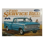 1/25 1967 Ford F100 Service Bed Pickup Truck