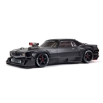 1/7 FELONY 6S BLX Street Bash All-Road Muscle Car RTR (Black)